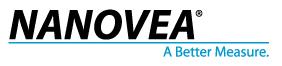 Nanovea - A Better Measure.