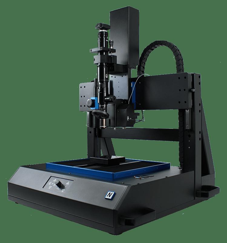 nanoindenter and scratch tester Nanovea PB1000