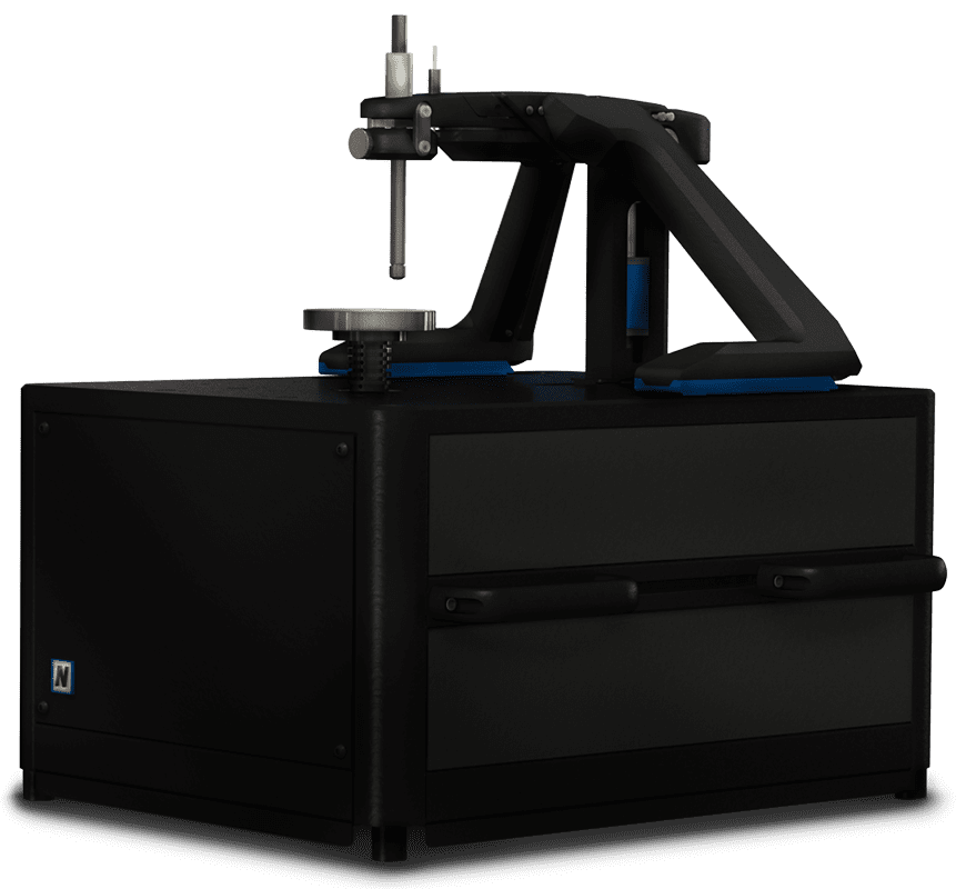 Compact Pneumatic Tribometer T100