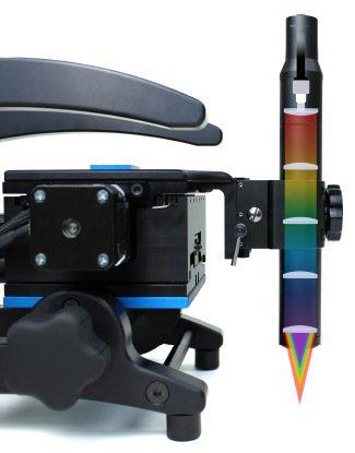 Chromatic Confocal - Nanovea Portable Profilometer