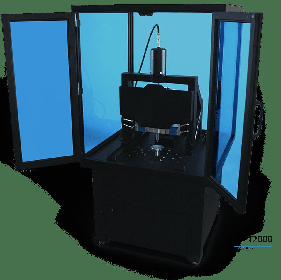 Powerful Pneumatic Tribometer Nanovea