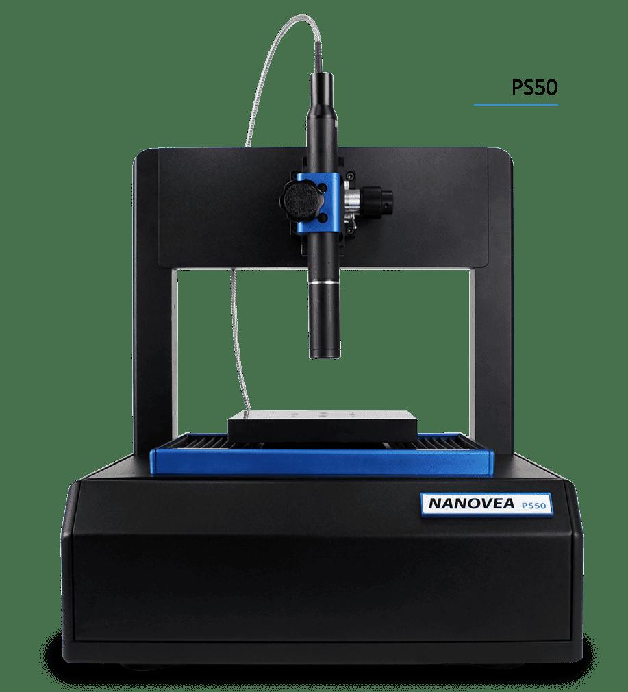Nanovea Profilometer - PS50 Optical Profilers