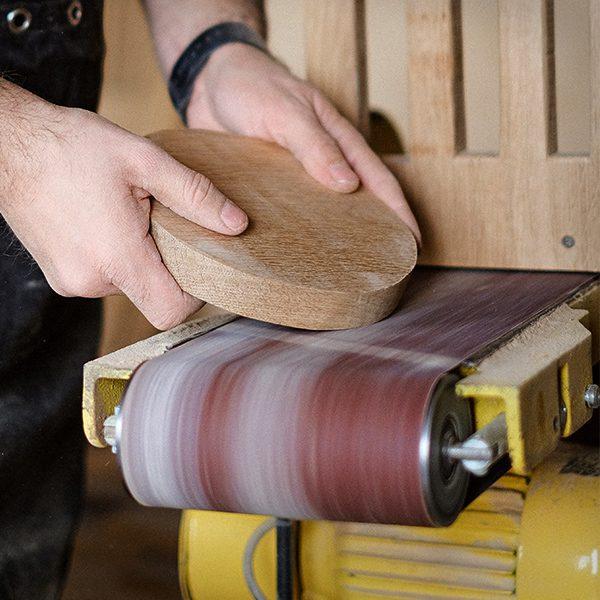 Sandpaper Roughness Profilometer